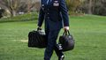 How Trump will hand off the 'nuclear football' to Biden