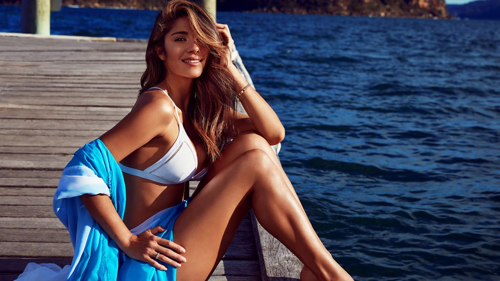 Whoah! Pia Miller - actress, model and mama of two - spills her beauty secrets.