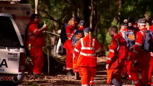 Body found in search for missing NSW camper