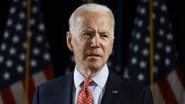 Joe Biden has called for mandatory sick leave for US employees with coronavirus.