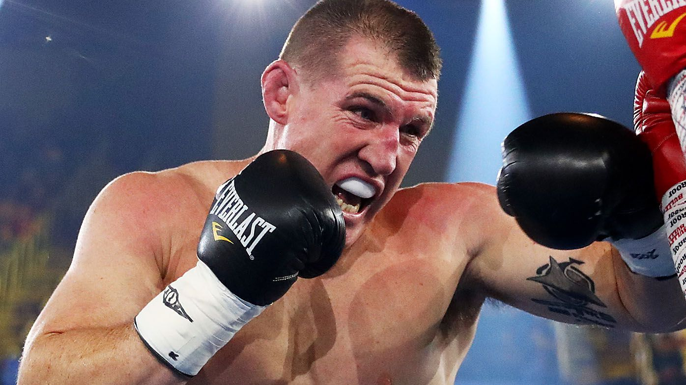 Boxing great Jeff Fenech warns of Paul Gallen fight 'surprise' with Justis Huni