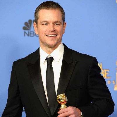 Matt Damon: 2016