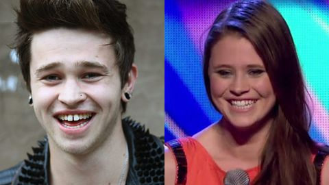 Nepotism or genuine talent? Reece Mastin's sister divides over <i>X Factor</i> audition
