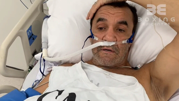 Australian boxing legend Jeff Fenech is set to miss his daughter's wedding after being struck down in Thailand with a severe heart infection.