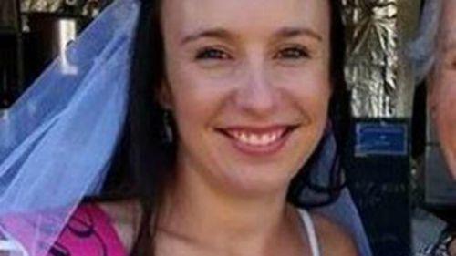 Stephanie Scott was allegedly murdered a week before her wedding.. (Supplied)