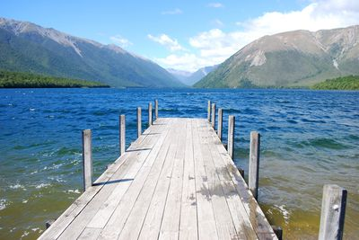 <strong>Nelson Lakes National Park, South Island</strong>