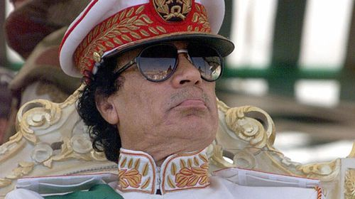 Libyan court sentences late dictator Muammar Gaddafi's son to death