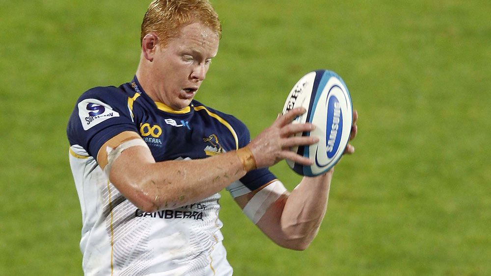 Former Wallabies and Brumbies forward Peter Kimlin. (AAP)
