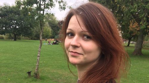 "Yulia Skripal released a statement saying she's ""getting stronger"". (Supplied)"