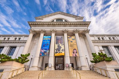 14. Smithsonian Museums in Washington D.C., District of Columbia