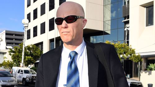 Former Dreamworld workplace health and safety manager Mark Thompson. Picture: AAP