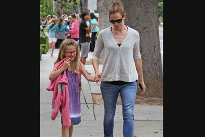 The 7-year-old daughter of Ben Affleck and Jennifer garner has developed her own sense of style and is her movie star mum's right hand girl. The two are constantly spotted out and about. <br/>