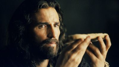 Jim Caviezel in <em>The Passion of the Christ</em>