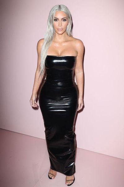 Kim Kardashian at Tom Ford Spring/Summer '18