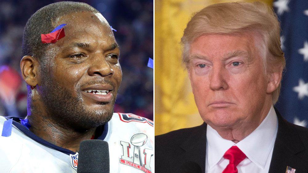 Super Bowl hero to snub Trump visit