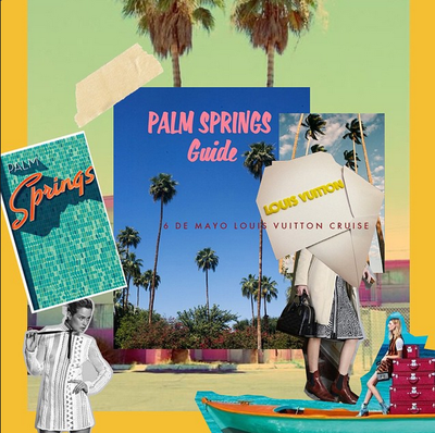 <p>Louis Vuitton's Cruise 2015/16 show is just hours away, which means the fashion pack is descending on Palm Springs for the annual showcase of resort wear. As one of the most exciting events on the style calendar, here's what you should know about what's happening this year…</p>