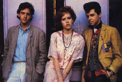 <i>The Breakfast Club</i> was the benchmark flick for exploring '80s teen angst, but another John Hughes classic, <i>Pretty In Pink</i>, really scratched our teen rom com itch. Forget Edward and Jacob - it was Duckie and Blaine's affections for Andie that had us divided!<br/>
