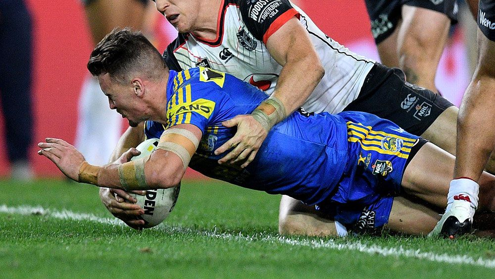 Eels show their NRL guts over Warriors