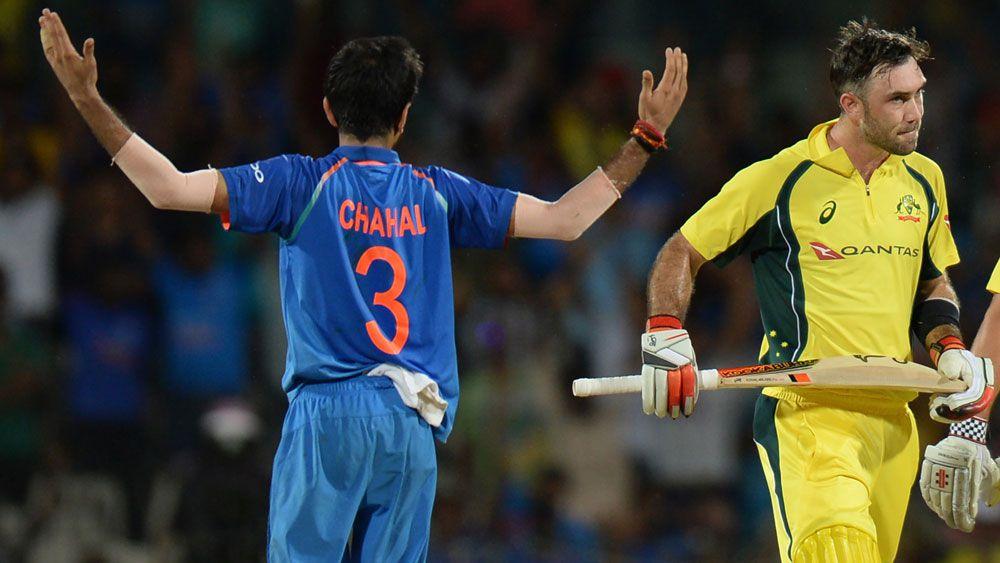 Cricket: Australia slump to ODI loss against India in rain-affected match in Chennai