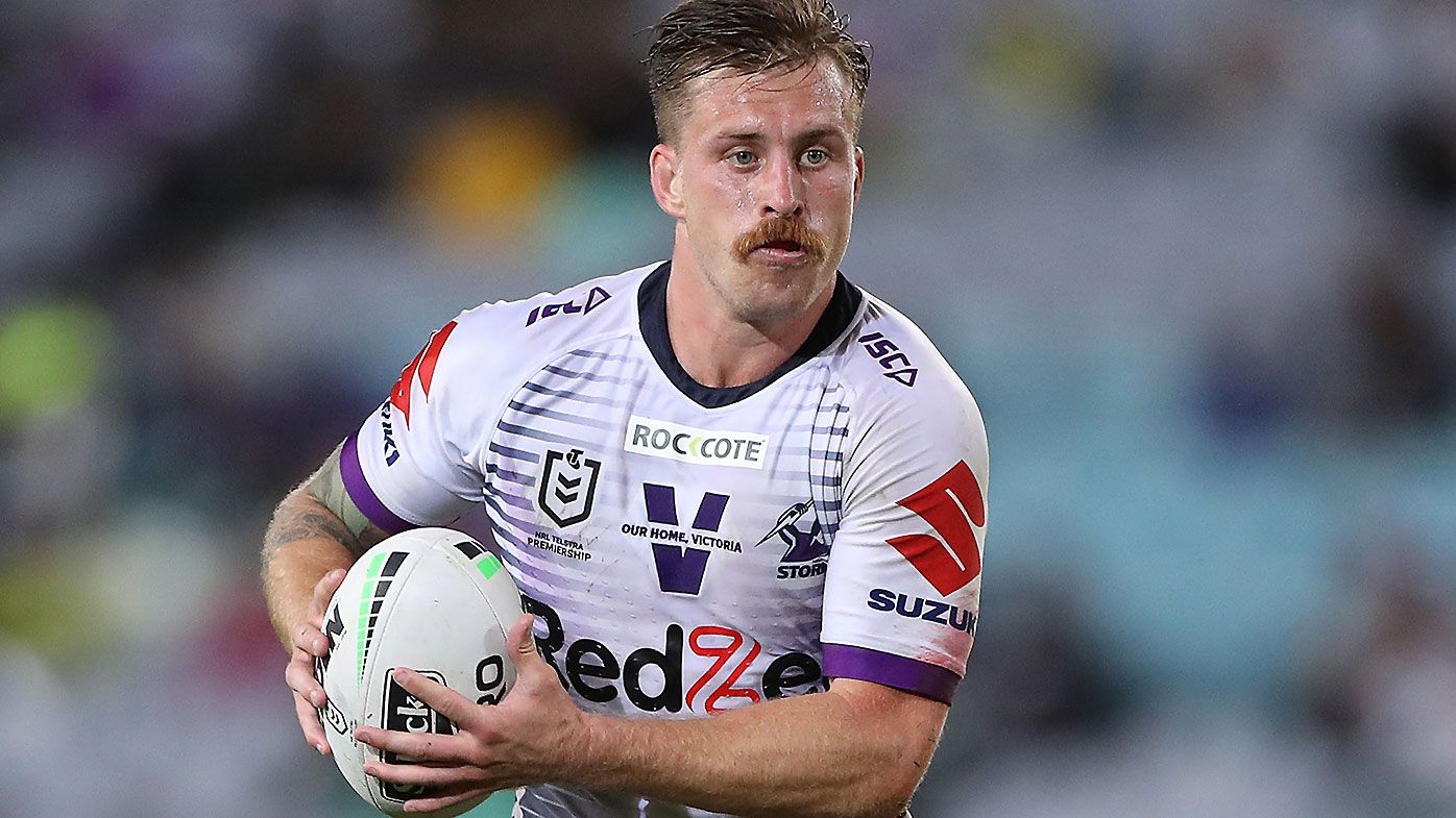 'I wouldn't say no': Storm star Cameron Munster open to joining Queensland expansion team