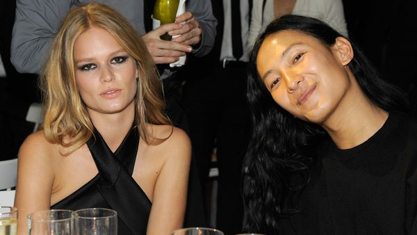 Designer Alexander Wang says he is a diva when it comes to skincare. Image: Getty.