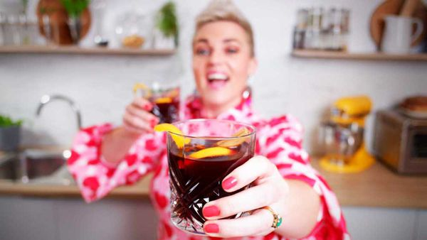 Jane de Graaff makes the ultimate spiced honey and orange mulled wine