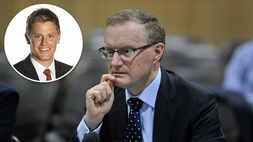 Joel Dry: RBA boss warns debt crisis could blow up