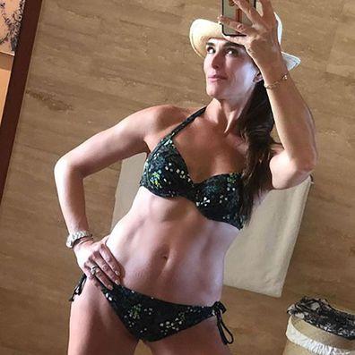 Brooke Shields, Instagram, bikini, photo