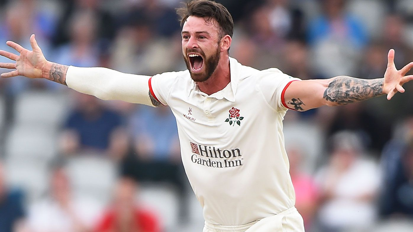 Jordan Clark dismisses Joe Root, Kane Williamson and Jonny Bairstow in stunning hat-trick