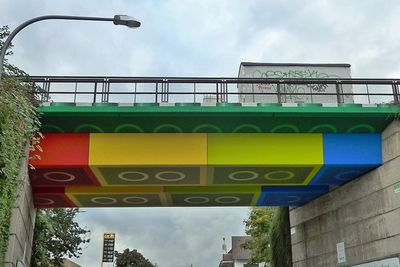 <strong>LEGO Bridge, Germany</strong>