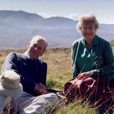 Prince Philip, Queen Elizabeth 2003