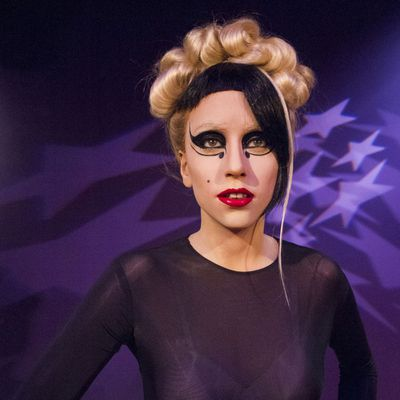 <p>Lady Gaga</p>