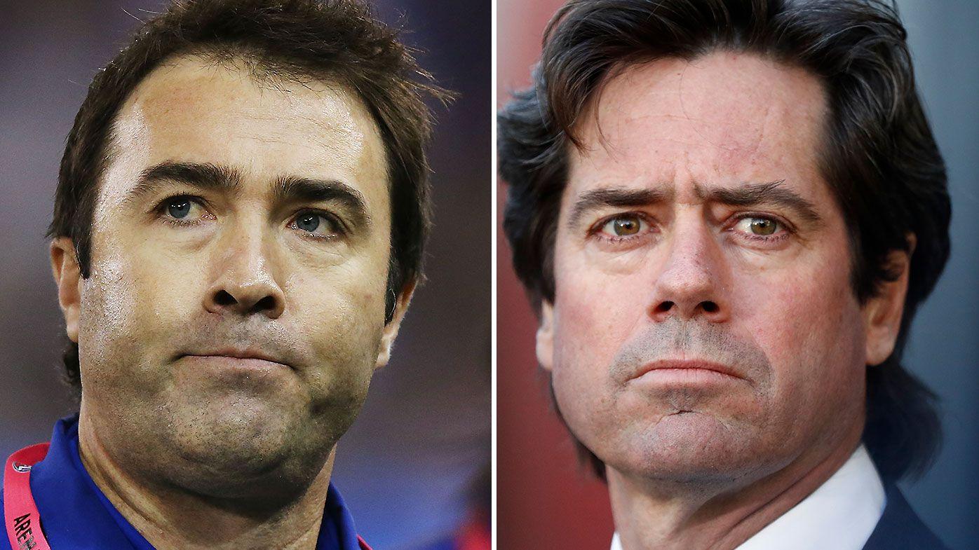 Brad Scott turns down Carlton advance to take up AFL GM of Football role