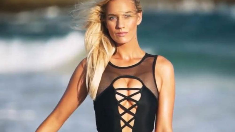 US women's golfer Paige Spiranac breaks down over being bullied during Sports Illustrated swimsuit shoot