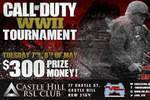 The Call of Duty tournament at Castle Hill RSL has been cancelled after pressure from veterans at the club. (Supplied)