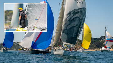 The Melbourne to Hobart: Australia's lesser known open ocean boat race