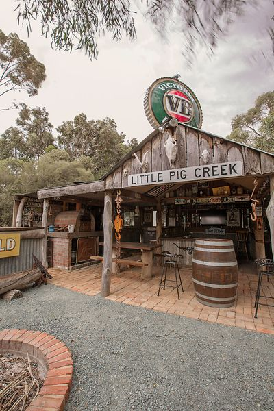 <strong>Scotty's top Aussie sheds: The Hut</strong>