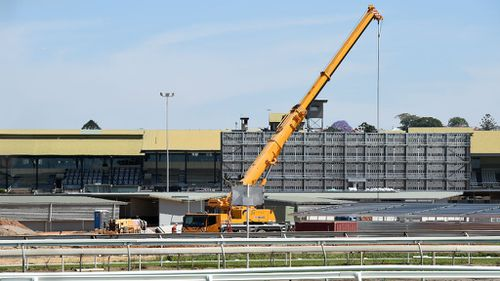 Construction boss granted bail over Eagle Farm Racecourse deaths