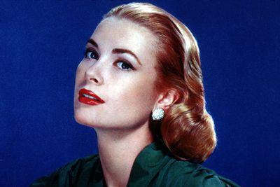 Grace Kelly, classic beauty and Princess of Monaco.
