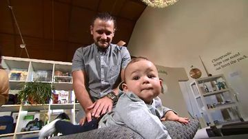 Chiro defends baby treatments after controversial video