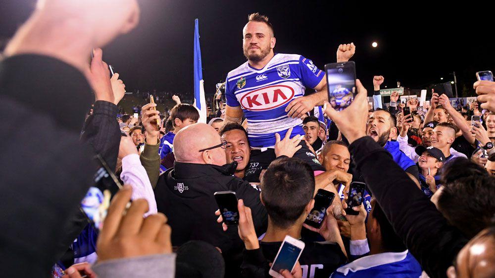 NRL: Josh Reynolds ready for teary farewell at Canterbury Bulldogs