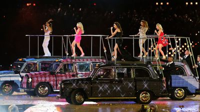After the tour, they launched the Viva Forever tour and performed at the closing ceremony of the 2012 London Olympics.