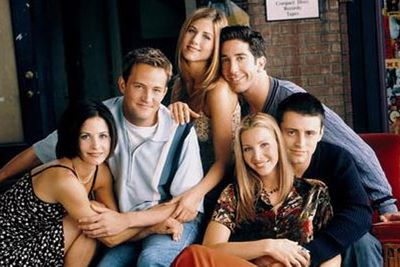 <i>Friends</i> that get paid together, stick together! <br/><br/>According to Lisa Kudrow, the cast made $22,500 per episode in the first season... before negotiating with producers for a pay rise. <br/><br/>Which is probably why they were bumped-up to the $1 million mark by the final series. <br/>