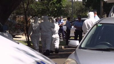 Woman's body 'found in bin' at Freshwater home