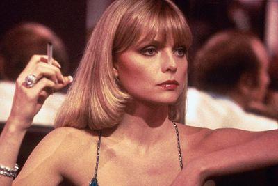 Michell Pfeiffer, always smouldering.