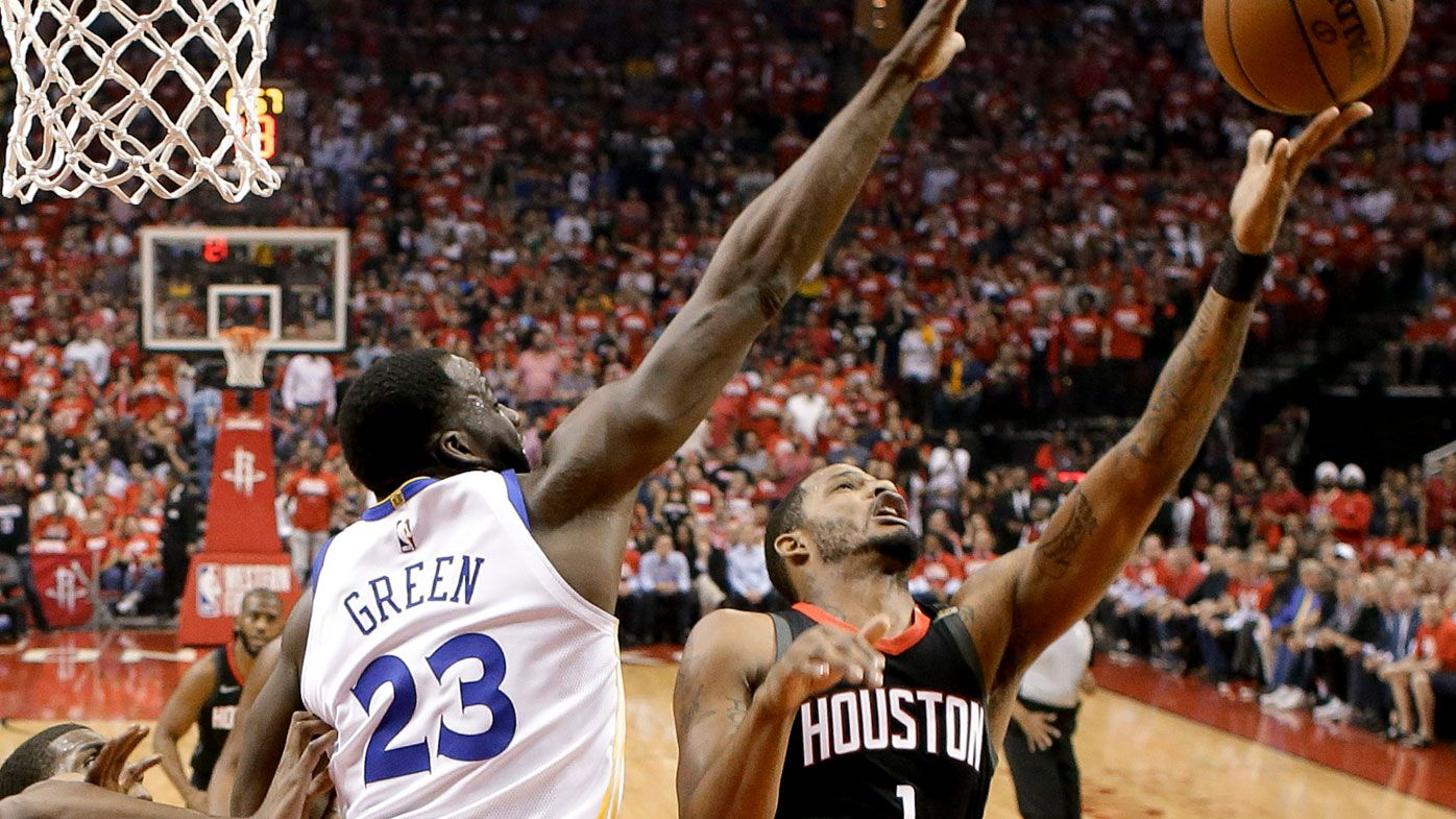 Rockets inch closer to dethroning Warriors