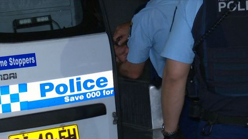 Police arrested three people over two unrelated incidents in Sydney's CBD overnight.