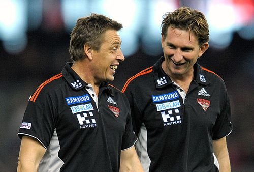 He was part of a dream coaching team with assistant Mark 'Bomber' Thompson.