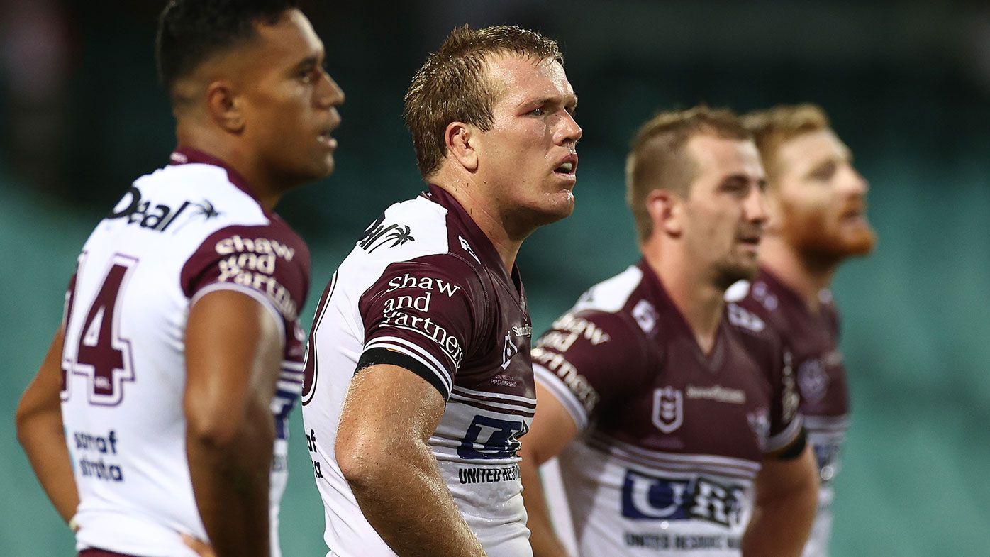 NRL Rd 1 - Roosters v Sea Eagles
