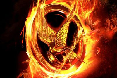 """""""Let's show a little district pride for a change, Miss Everdeen. Hm""""<br/>Katniss Everdeen (<b>Jennifer Lawrence</b>) and Peeta Mellark (<b>Josh Hutcherson</b>) return to the <I>Hunger Games</i> for round-two at Quarter Quell in this dystopian action-adventure film. <b>Liam Hemsworth</b> also stars in the film adaptation of <b>Suzanne Collins</b>' top selling novel, in what is bound to be 2013's hit on the teen market."""